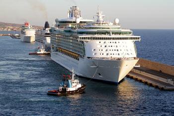 Civitavecchia transfer from fiumicino and ciampino airports - Port of civitavecchia cruise terminal ...